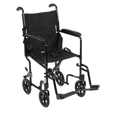 Aluminum Transport Chair - Special Needs Theratogs