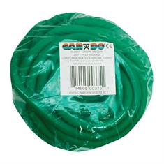 Cando® Tubing - Medium – Green - 25-foot roll