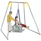 Wheelchair Swing - Indoor Swing Frame Only - Thumbnail 1