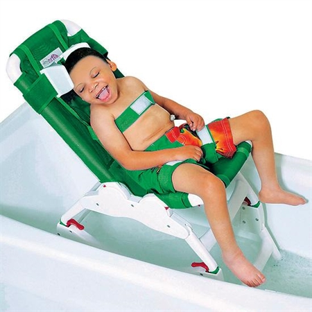 Otter Bath Chair - Size 2 (Soft fabric) - Kids Special Needs Bathing Aids