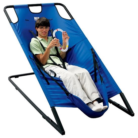 FLAGHOUSE Bouncer Lounger - Kids Special Needs Sensory Integration Vestibular Frames