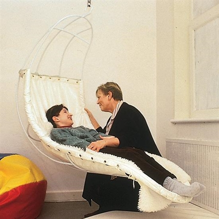 Leaf Chair Corner Stand - Kids Special Needs Sensory Integration Rocking Equipment