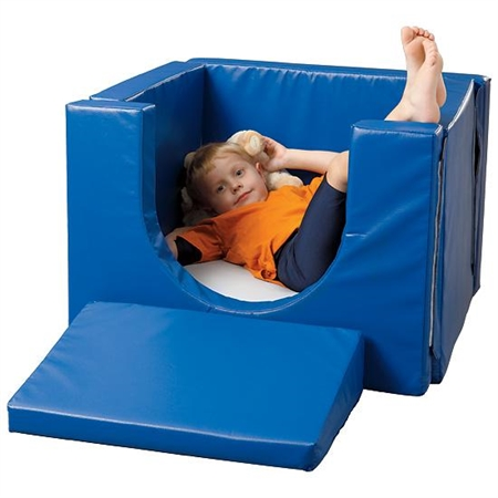 Relaxing Retreat - Kids Build Your Own Special Needs Soft Play Equipment