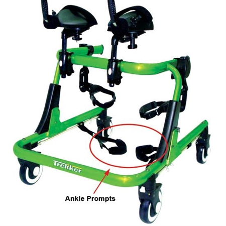 Trekker Gait Trainer Ankle Prompts - Kids Special Needs Gait Trainers