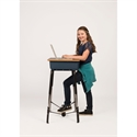 "Standing Desk Conversion Kit with fidget 7/8"" dia."