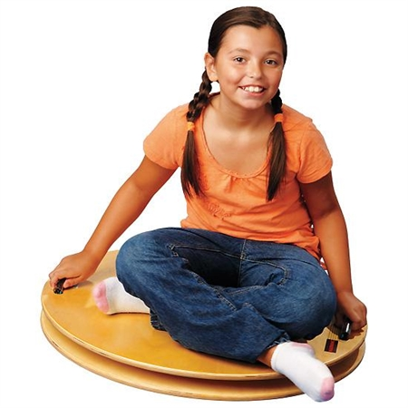 FlagHouse Swirl Board - Kids Special Needs Sensory Integration Rocking Equipment