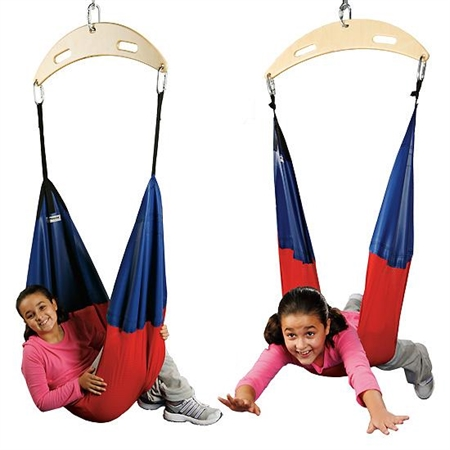 Over the Moon Swing Set 1 - Kids Special Needs Sensory Integration Swings