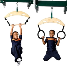 TheraGym® Over the Moon Swing Set B