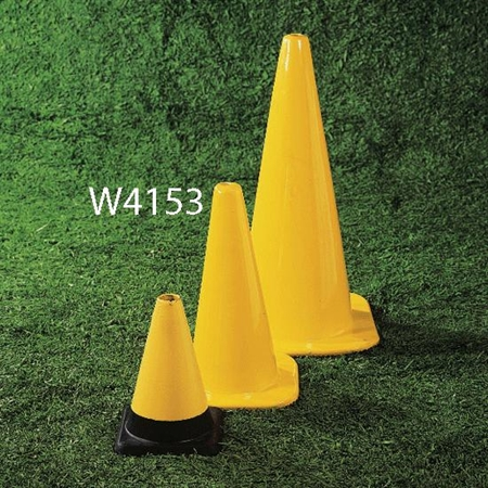 Extra - Sturdy 18' Marker Cone - Yellow