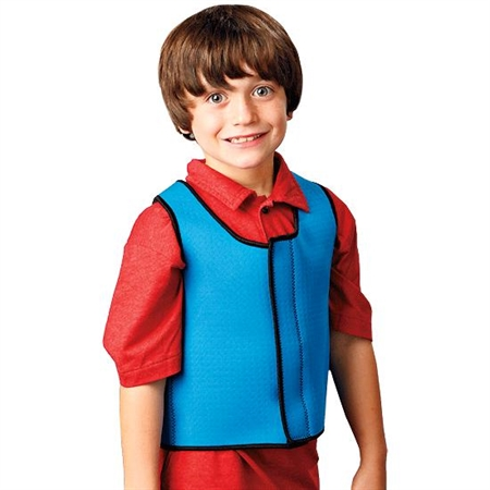 FLAGHOUSE Sensory Vest - Large - Kids Special Needs Sensory Integration Deep Pressure Equipment