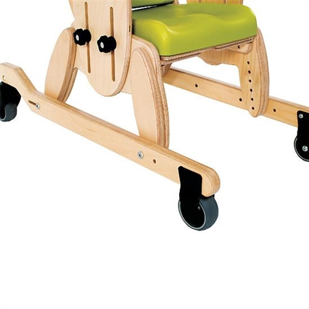 Juni Chair Mobile Skis - Kids Special Needs Classroom Chairs