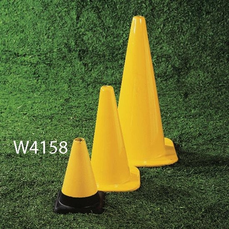 Extra - Sturdy 12' Marker Cone - Yellow