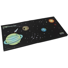 Outer Space Theme Mat