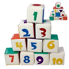 Shapes,Colors,Numbers Cubes