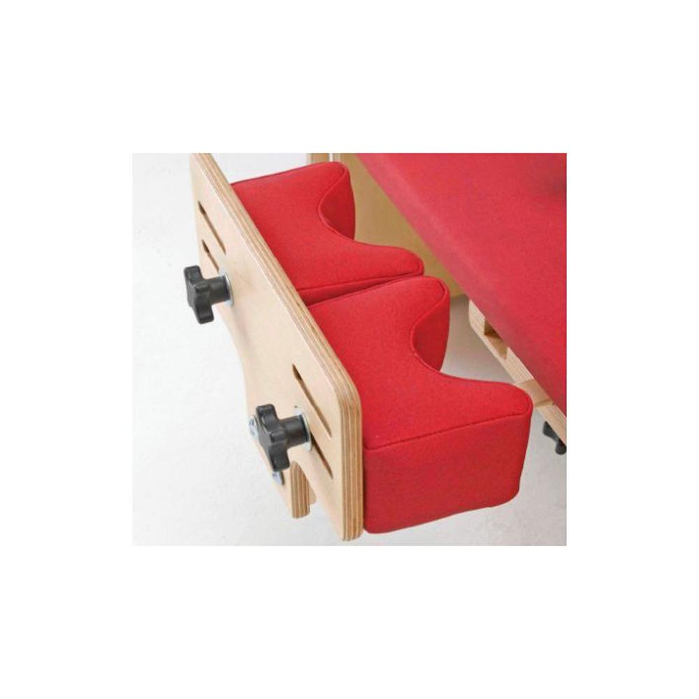 Smirthwaite Therapy Bench Kit Small Red Flaghouse