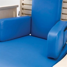 Smirthwaite Therapy Bench Kit - Medium Blue