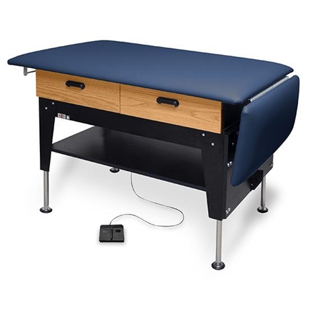 Electric Hi-Lo Changing/Treatment Table with Drawers Model 4701