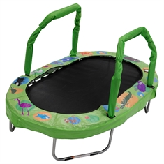 FlagHouse Oval Trampoline