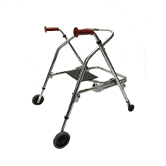 Kaye Posture Rest Walker with Seat - Youth