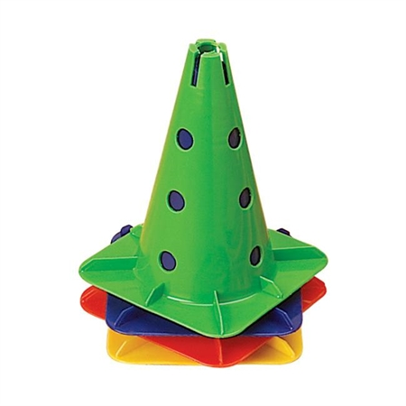 Steeplecourse - Small Cone Set - Kids Special Needs Obstacle Courses
