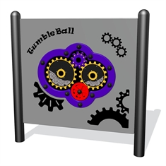 Tumble Ball Play Panel