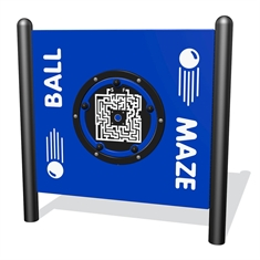Ball Maze Play Panel
