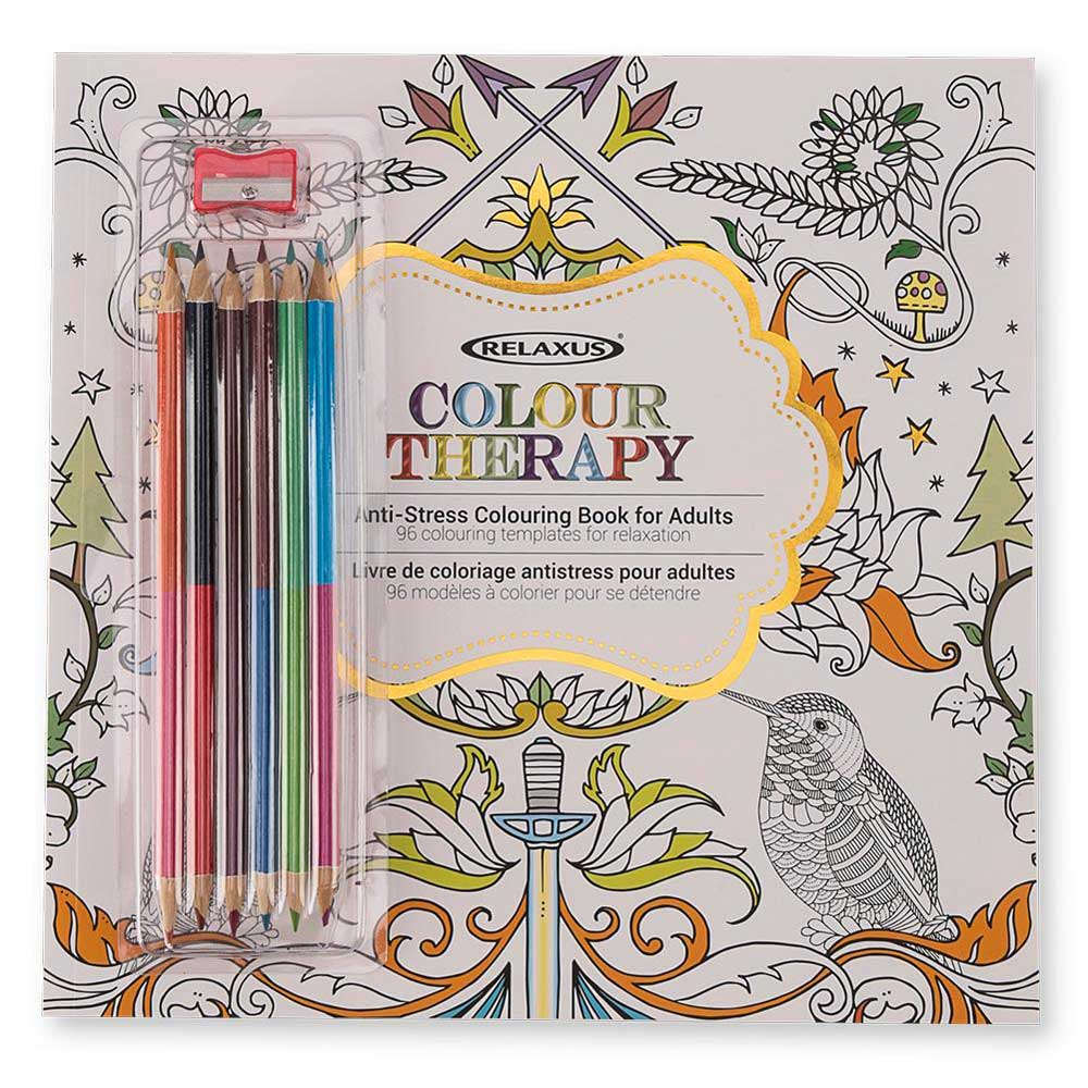 Color Therapy Book