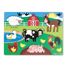 Peg Puzzes Farm