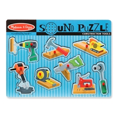 Sound Puzzles Construction Tools