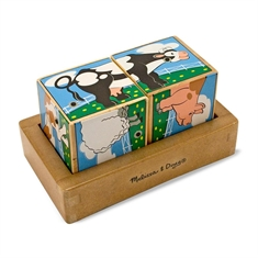 Sound Blocks Farm Animals