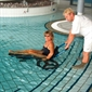 Hippocampe Pool Access Chair - Thumbnail 1