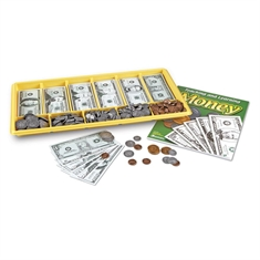 Classroom Money Kit - US Currency