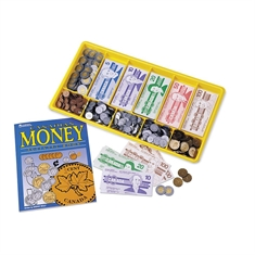 Classroom Money Kit - Canadian Currency