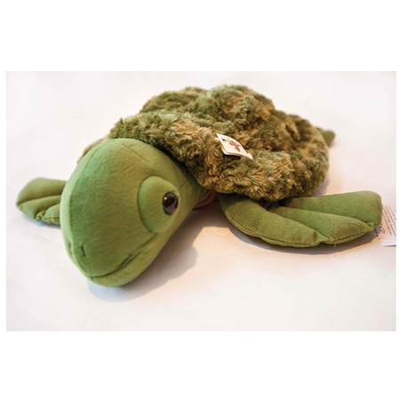 Plush Weighed Pets- Turtle