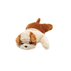 Plush Weighed Pets - Small Bull Dog
