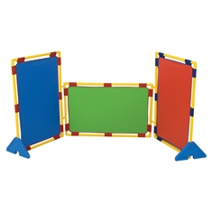 Rectangular Rainbow PlayPanel Set
