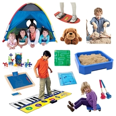 At Home Summer Sensory Kit - Medium