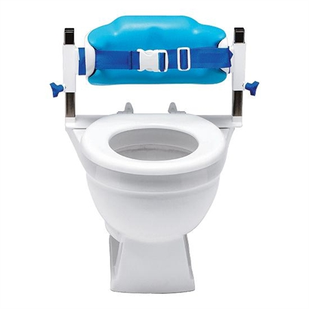 SECURESEATT Lo - Back Toilet Support - Large - Kids Special Needs Toileting Aids