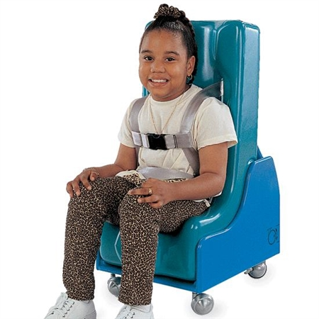 Mobile Floor Sitter Base - Extra - Large - Kids Special Needs Feeders And Floor Sitters