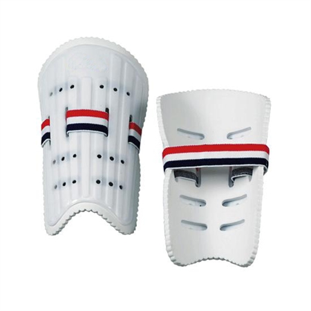 Adult Sized Shin Guards with Strap