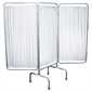 Privacy Screen - Four Panel with Rubber Feet - Thumbnail 1