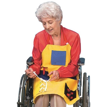 Activity Apron - Special Needs Dressing Aids