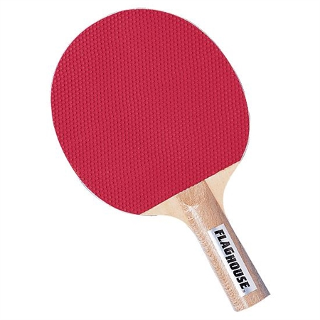 Rubber - Faced Table Tennis Paddles