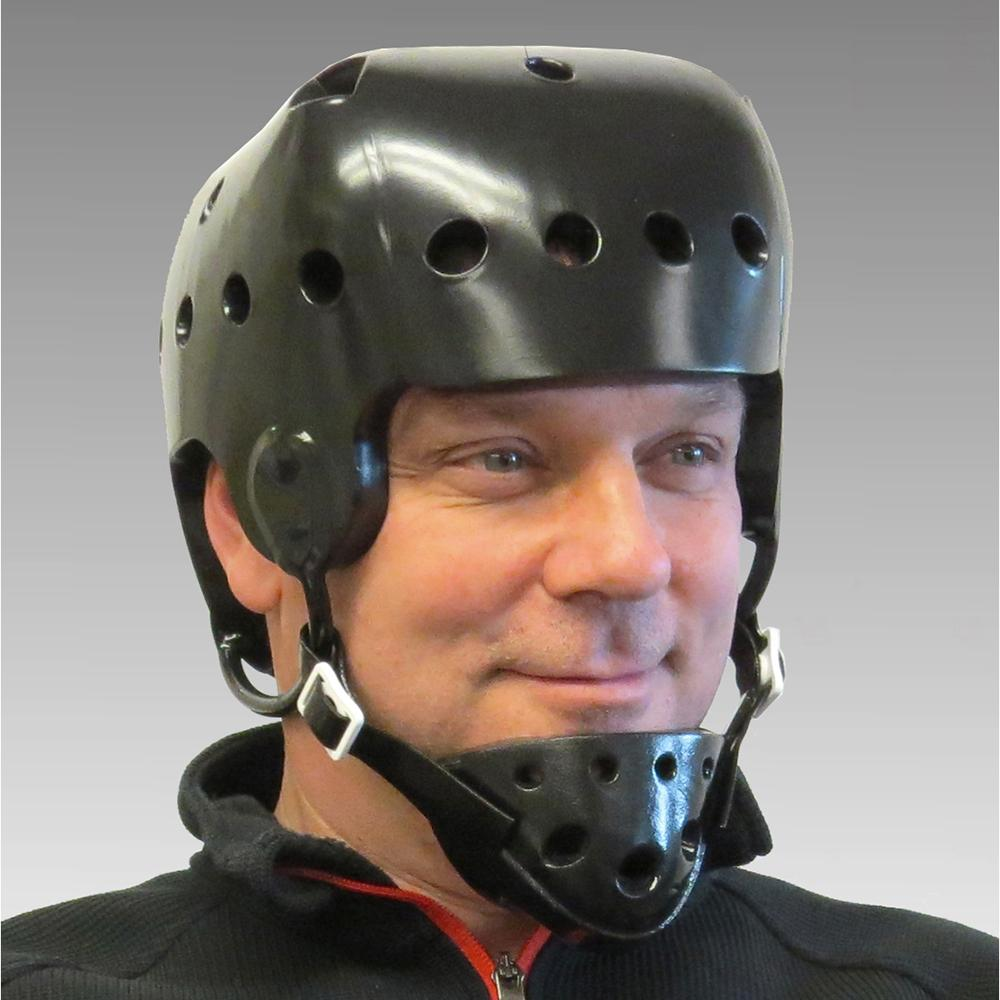 Breezelite Helmet With Chin Guard Flaghouse