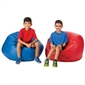 Brown Sales Beanbag Chair - Medium - Thumbnail 1