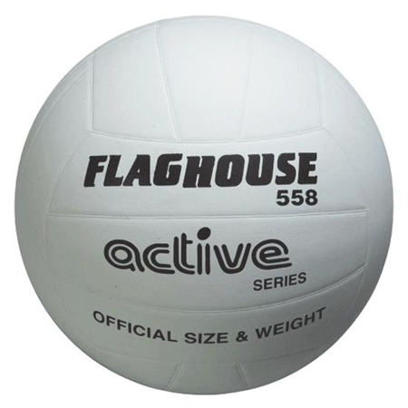 FLAGHOUSE Active Series - Rubber Volleyball