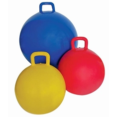 FlagHouse Loop-Handled Hop Ball - Small