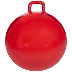 FlagHouse Loop-Handled Hop Ball - Medium