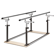 FlagHouse Folding Parallel Bars - 7'L