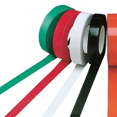 "Gym Floor Colored Tape - 1"" x 60 yds"